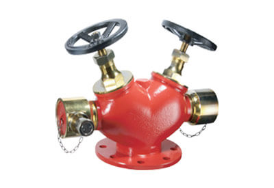 Double Headed Lending Valves