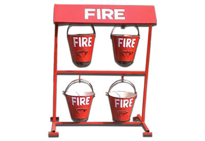 Fire Bucket Stands