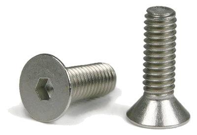 Flat Head Socket Cap Screw