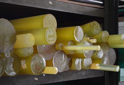 PU Tubes Rods Sheets Parts