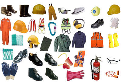 Personal Safety PPE | Helmets Belts Jackets Nets | Dealers/Distributors/Manufacturers in Chennai