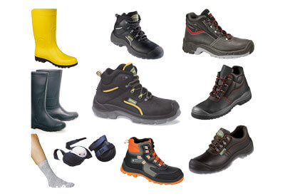 Safety Shoes in Chennai - Karam, Allen Cooper, Shell, Polo, Tiger, Acme, Rockland, Stanley