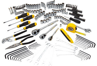 Hand Tools Dealers in Chennai - Stanley/Taparia/Freemans/Jhalani/Gedore/Everest/De Neers
