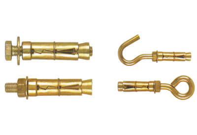 Bolt Anchors Fasteners