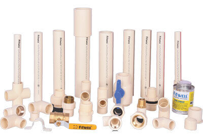 Pipes & Fittings | PVC UPVC CPVC MS GI | Manufacturers in