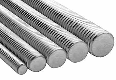 Threaded Rods MS GI